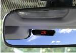APT-4C автономный парктроник - Зеркальное прямое отображение