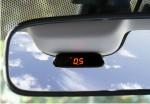 APT-4C автономный парктроник - Зеркальное перевернутое отображение